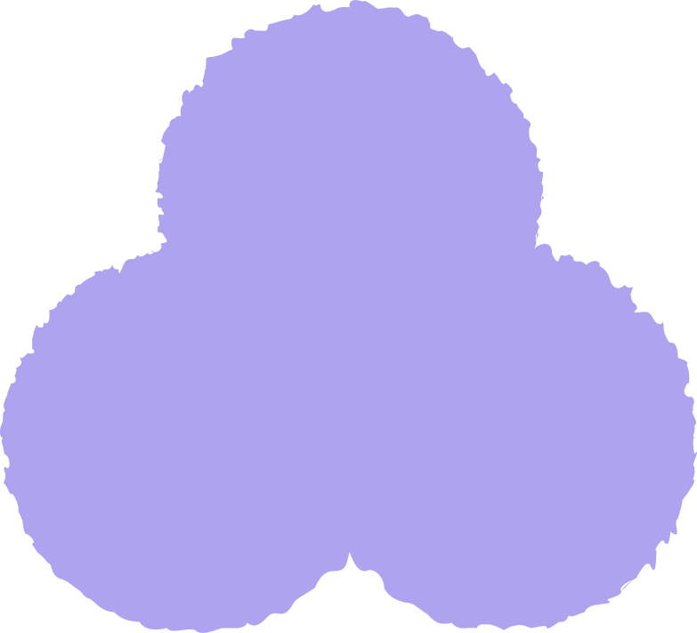 style trefoil purple Vector images in PNG and SVG | Icons8 Illustrations