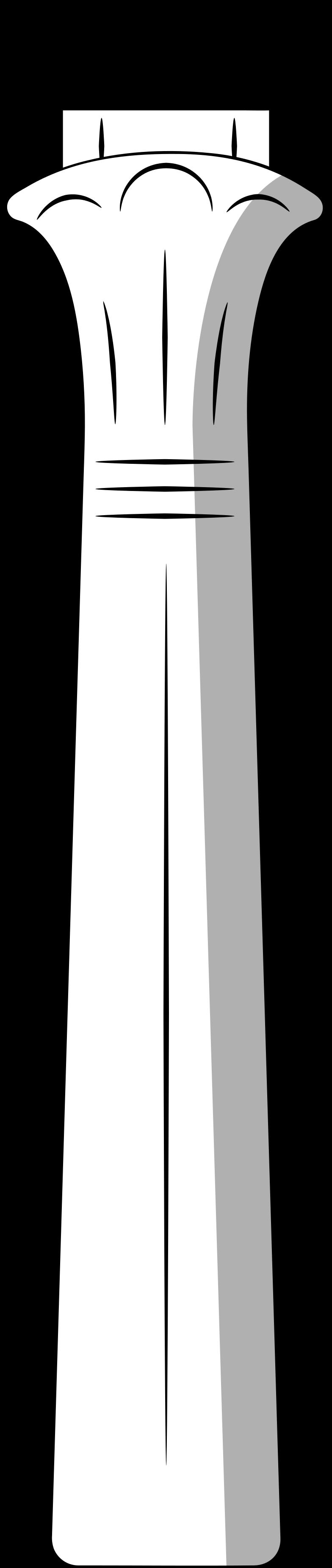 greek column Clipart illustration in PNG, SVG