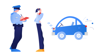 style Traffic ticket images in PNG and SVG   Icons8 Illustrations