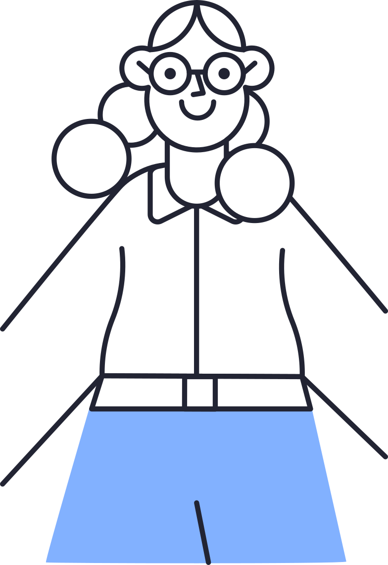 woman picture Clipart illustration in PNG, SVG