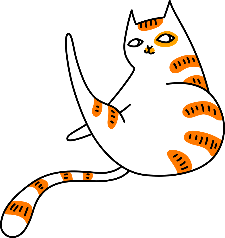 style sitting cat Vector images in PNG and SVG   Icons8 Illustrations