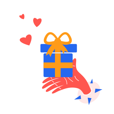 style Valentine's gift images in PNG and SVG | Icons8 Illustrations