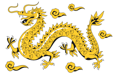 style Chinese dragon images in PNG and SVG | Icons8 Illustrations