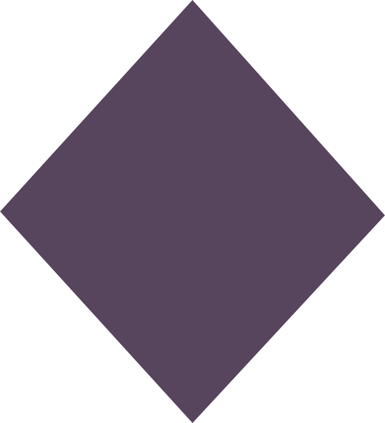 rhombus purple Clipart illustration in PNG, SVG