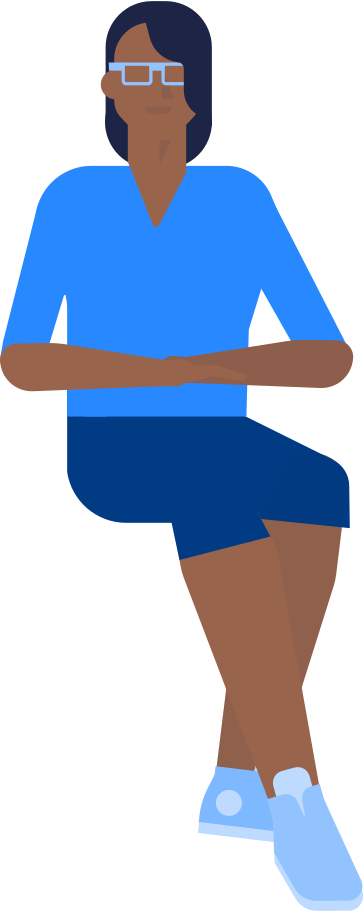 style woman sitting at a table Vector images in PNG and SVG | Icons8 Illustrations