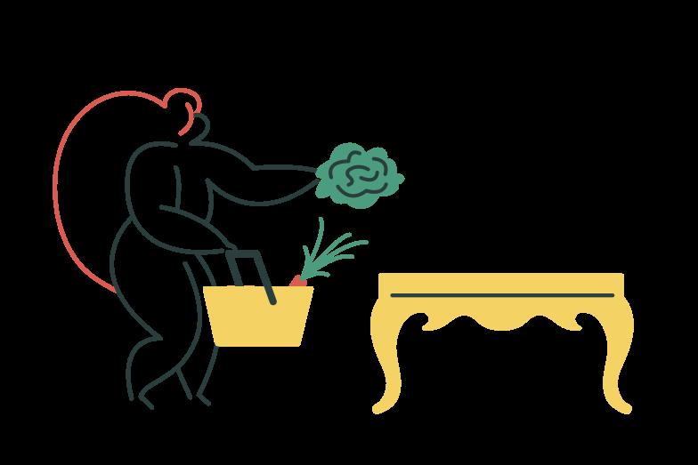 Cibo salutare Illustrazione clipart in PNG, SVG