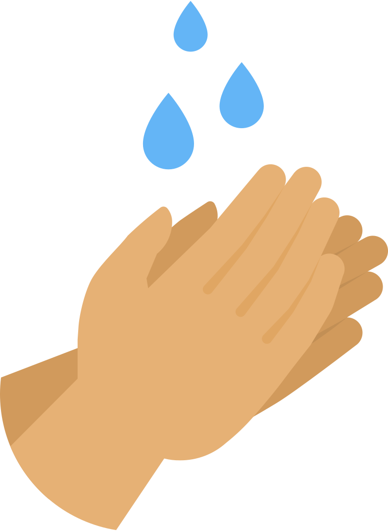 hand washing Clipart illustration in PNG, SVG