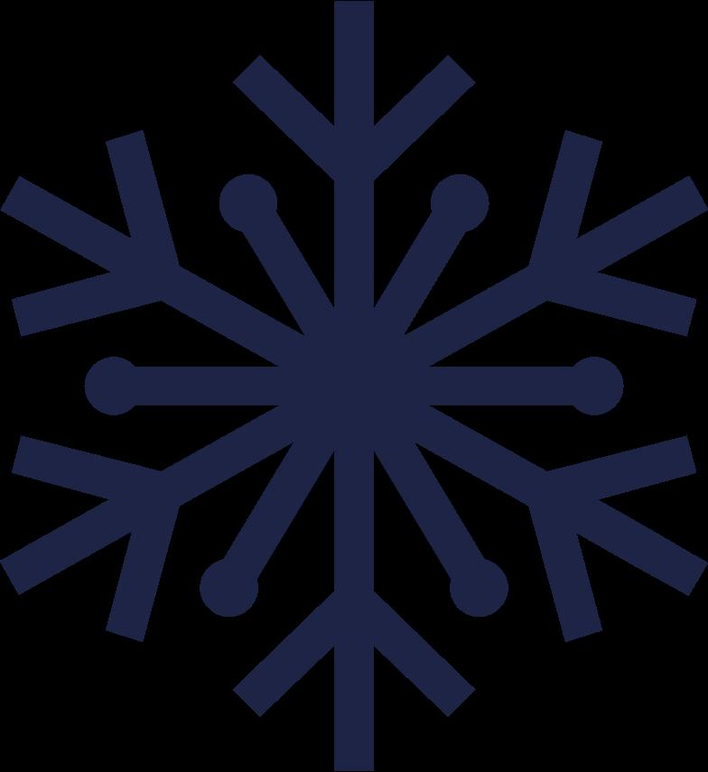 premium upgrade  snowflake 1 line Clipart illustration in PNG, SVG