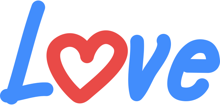 Ilustração de clipart de amar em PNG e SVG