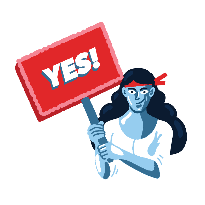 Yes! Clipart illustration in PNG, SVG