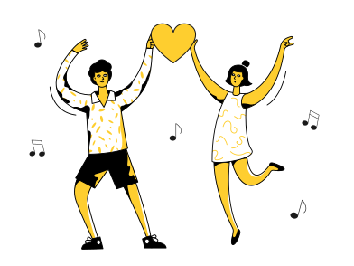 style Teen relationship images in PNG and SVG | Icons8 Illustrations