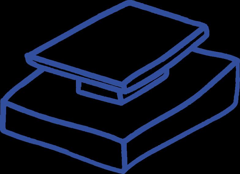 shelf Clipart illustration in PNG, SVG
