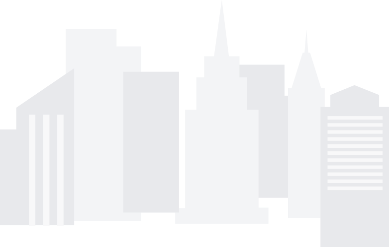 skyscrapers background Clipart illustration in PNG, SVG