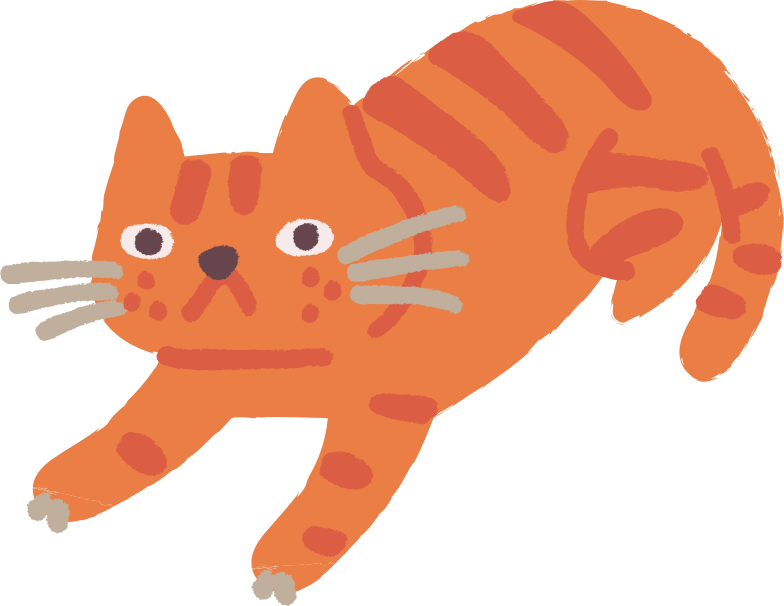 style cat lying Vector images in PNG and SVG | Icons8 Illustrations