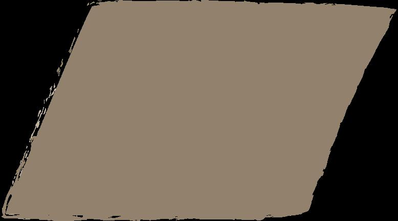 parallelogram-dark-grey Clipart illustration in PNG, SVG