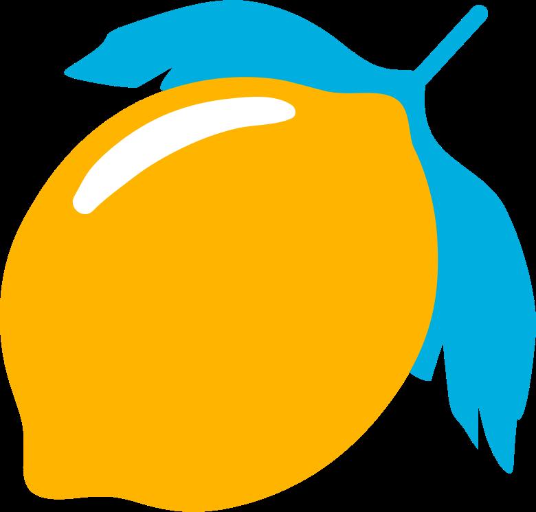 zitrone Clipart-Grafik als PNG, SVG