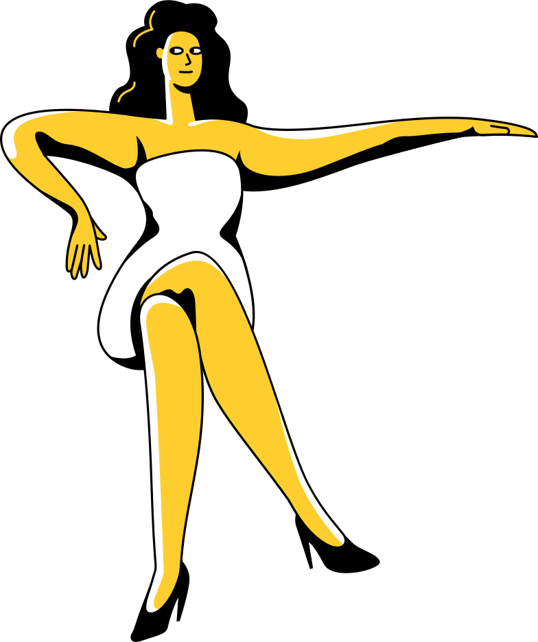 style sitting woman Vector images in PNG and SVG | Icons8 Illustrations