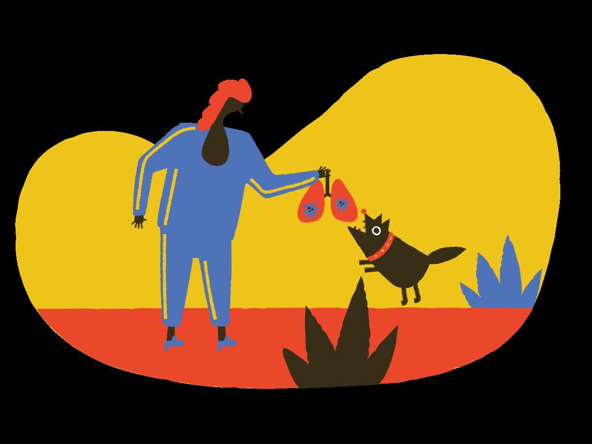 Treat for dog Clipart illustration in PNG, SVG