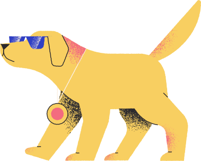 style cool dog images in PNG and SVG | Icons8 Illustrations