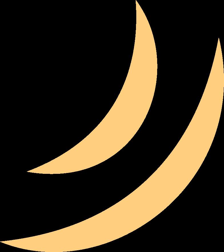 Ilustración de clipart de Lineas decorativas en PNG, SVG