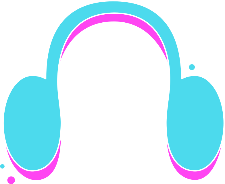 style rg blue headphones Vector images in PNG and SVG | Icons8 Illustrations