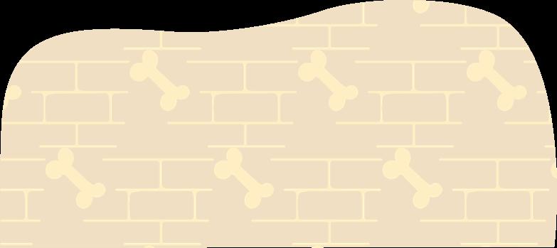 骨のある背景 のPNG、SVGクリップアートイラスト