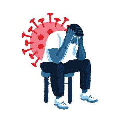 style What to do!? Pandemic! images in PNG and SVG | Icons8 Illustrations