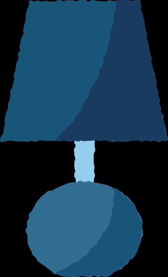 lamp Clipart illustration in PNG, SVG