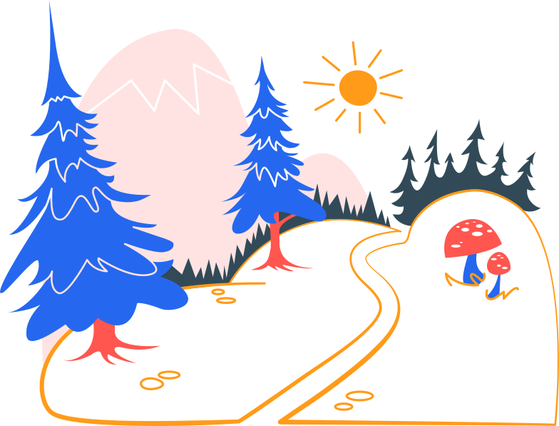 style forest Vector images in PNG and SVG | Icons8 Illustrations