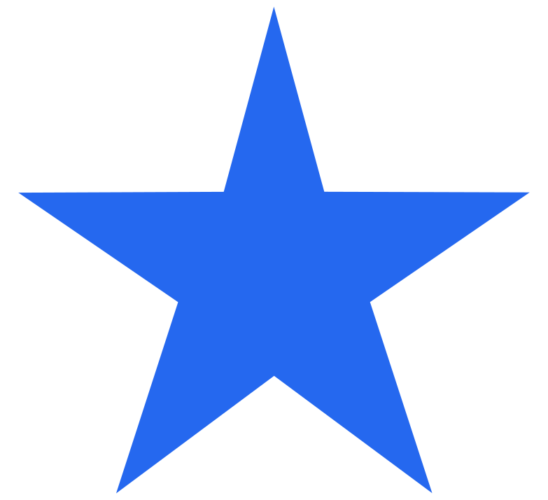 style star blue Vector images in PNG and SVG | Icons8 Illustrations