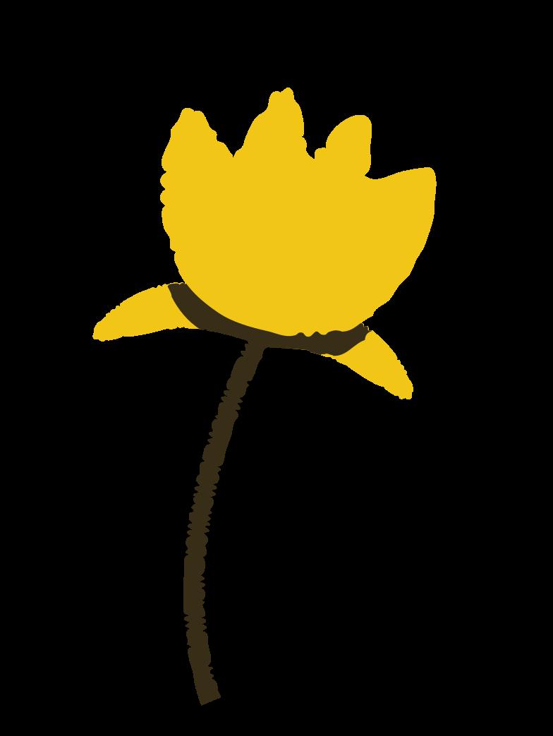 lotus Clipart illustration in PNG, SVG