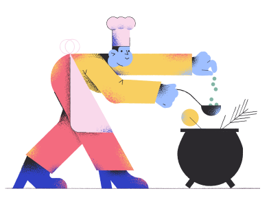 style Cooking images in PNG and SVG | Icons8 Illustrations