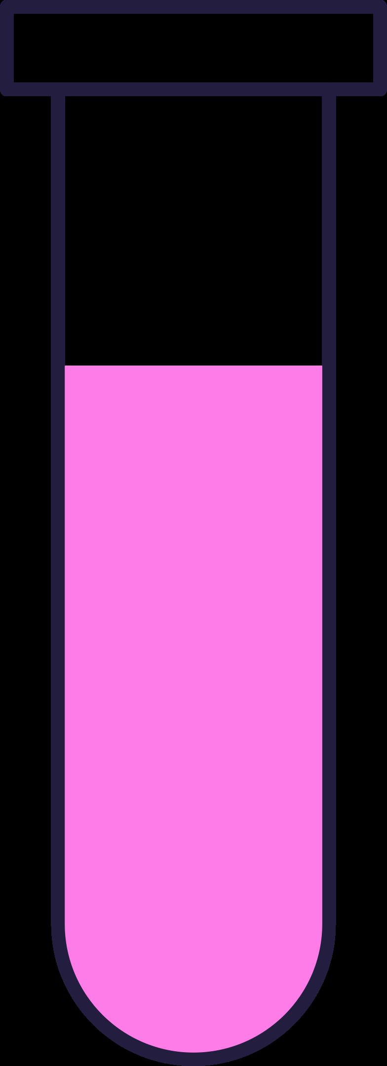 testtube flask Clipart illustration in PNG, SVG