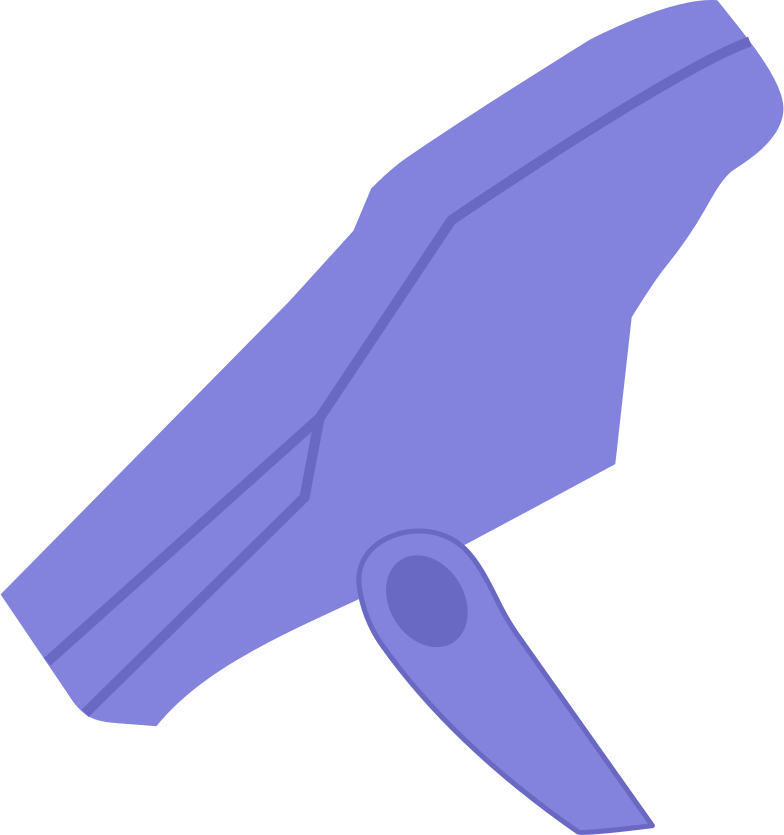 slipper Clipart illustration in PNG, SVG