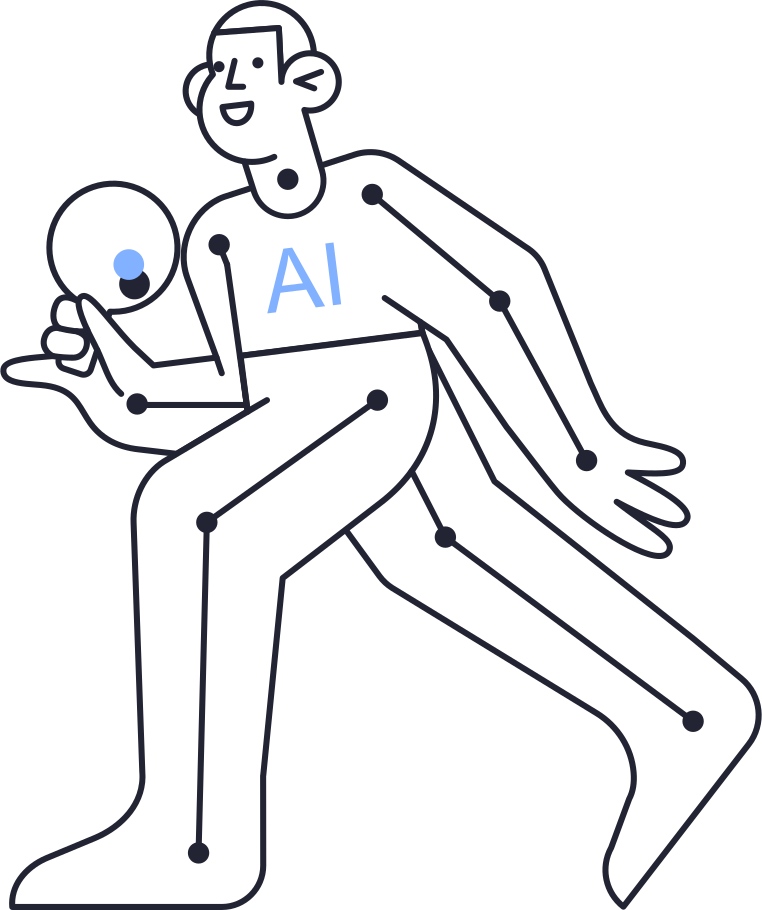 artificial inteligence  ai Clipart illustration in PNG, SVG