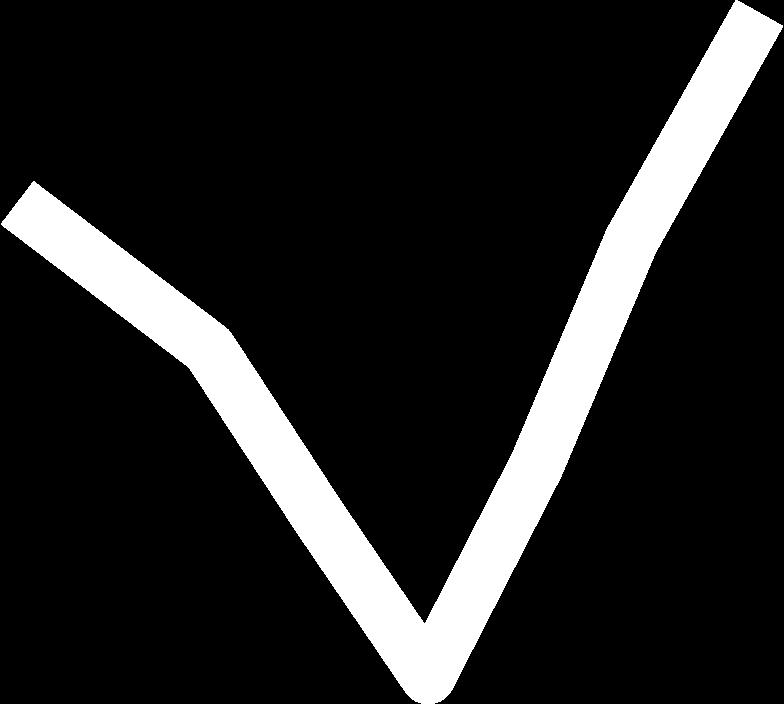 Клипарт Галочка в PNG и SVG