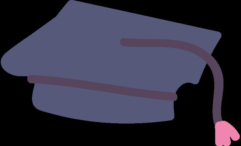 graduation Clipart illustration in PNG, SVG
