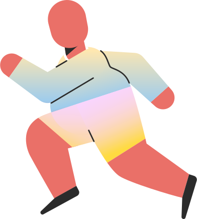 style chubby child running images in PNG and SVG | Icons8 Illustrations