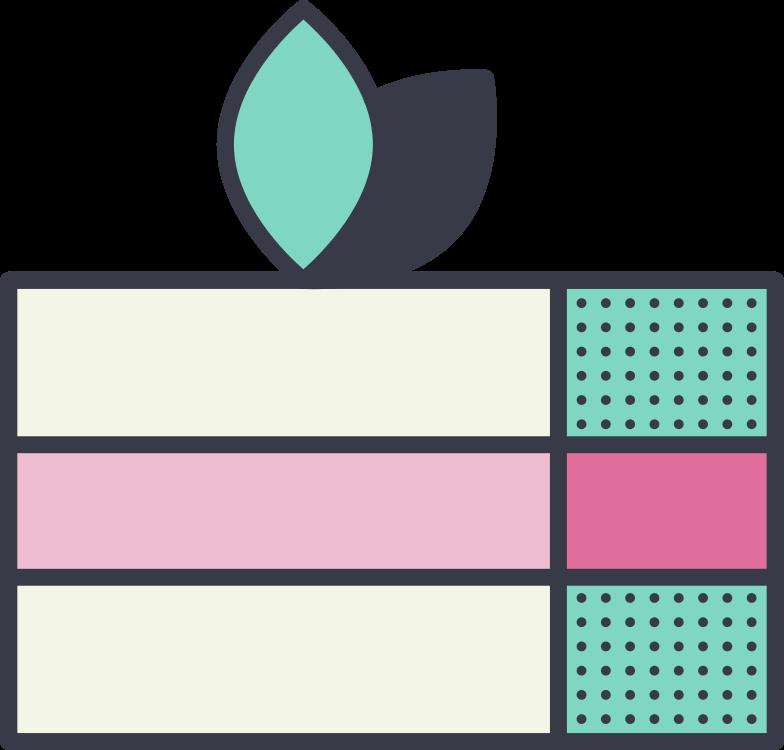 little cake Clipart illustration in PNG, SVG