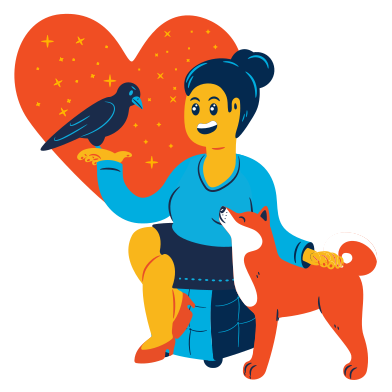 style Animal care images in PNG and SVG | Icons8 Illustrations