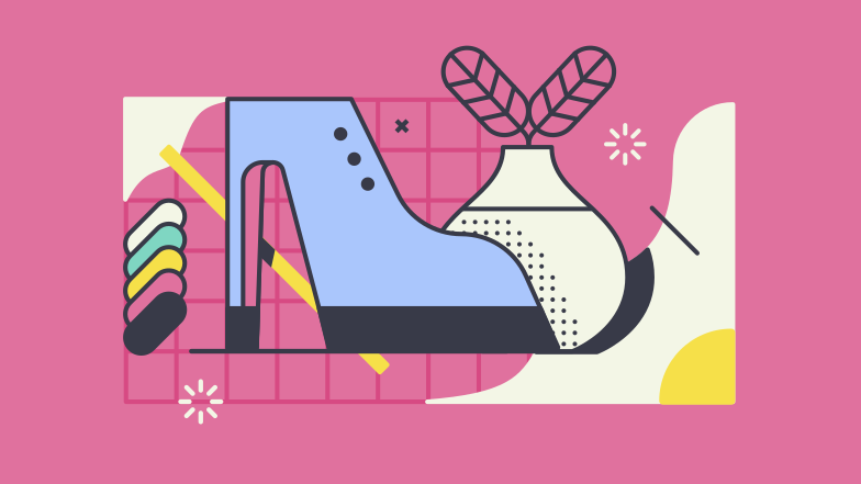 Fashion Clipart illustration in PNG, SVG