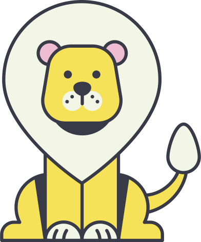 style lion images in PNG and SVG | Icons8 Illustrations