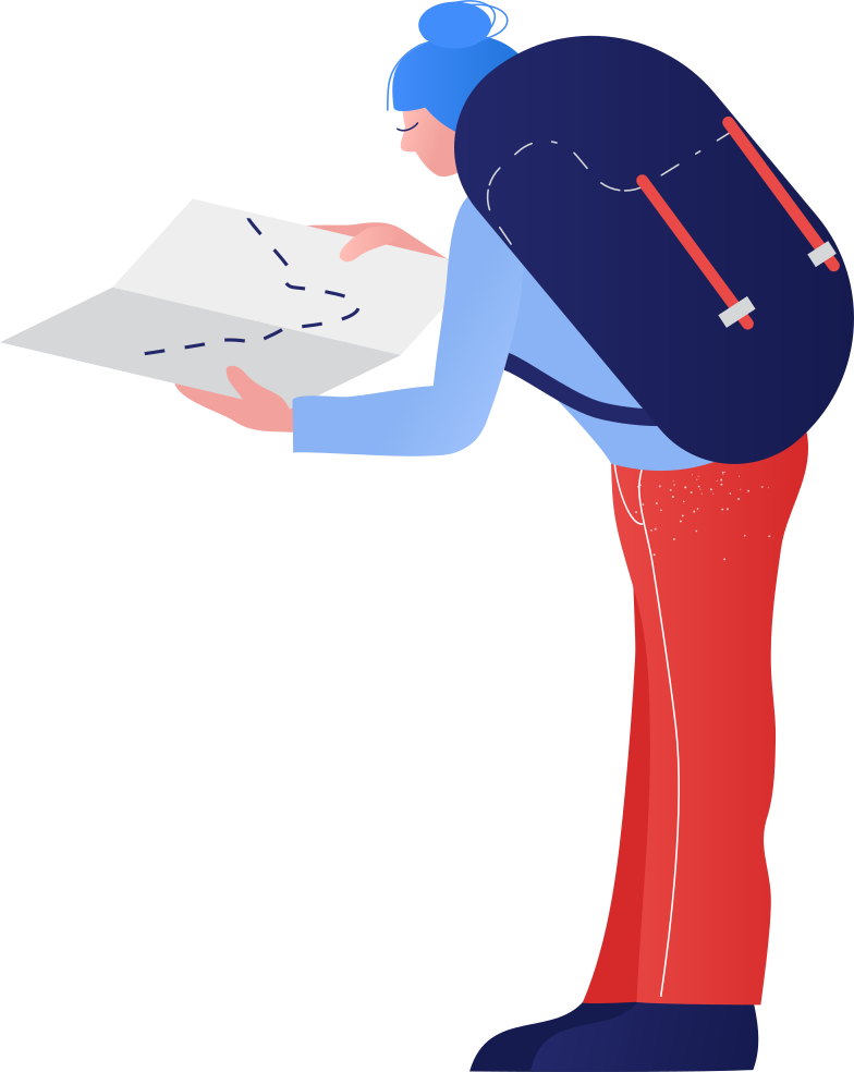 tourist Clipart illustration in PNG, SVG