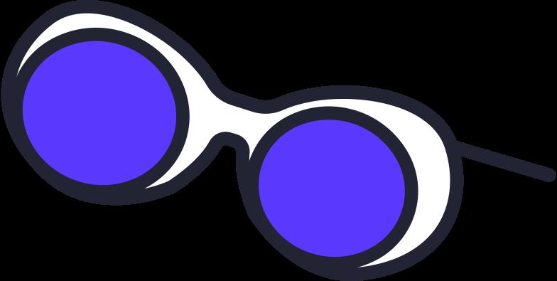 online shopping  glasses Clipart illustration in PNG, SVG
