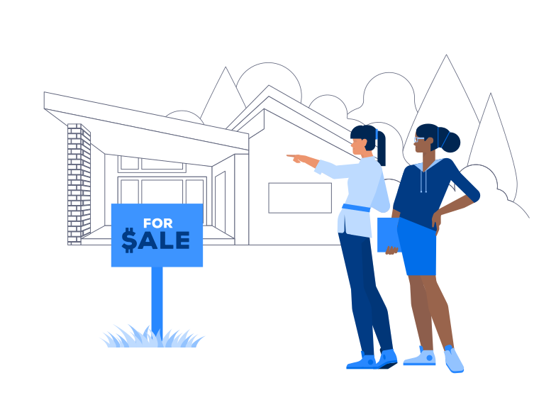 style House For Sale Vector images in PNG and SVG | Icons8 Illustrations