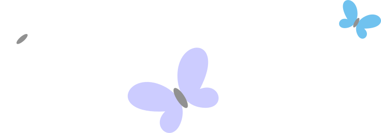butterflyes Clipart illustration in PNG, SVG
