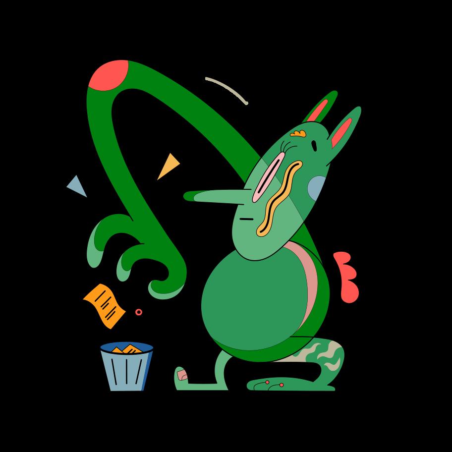 Delete confimation Clipart illustration in PNG, SVG