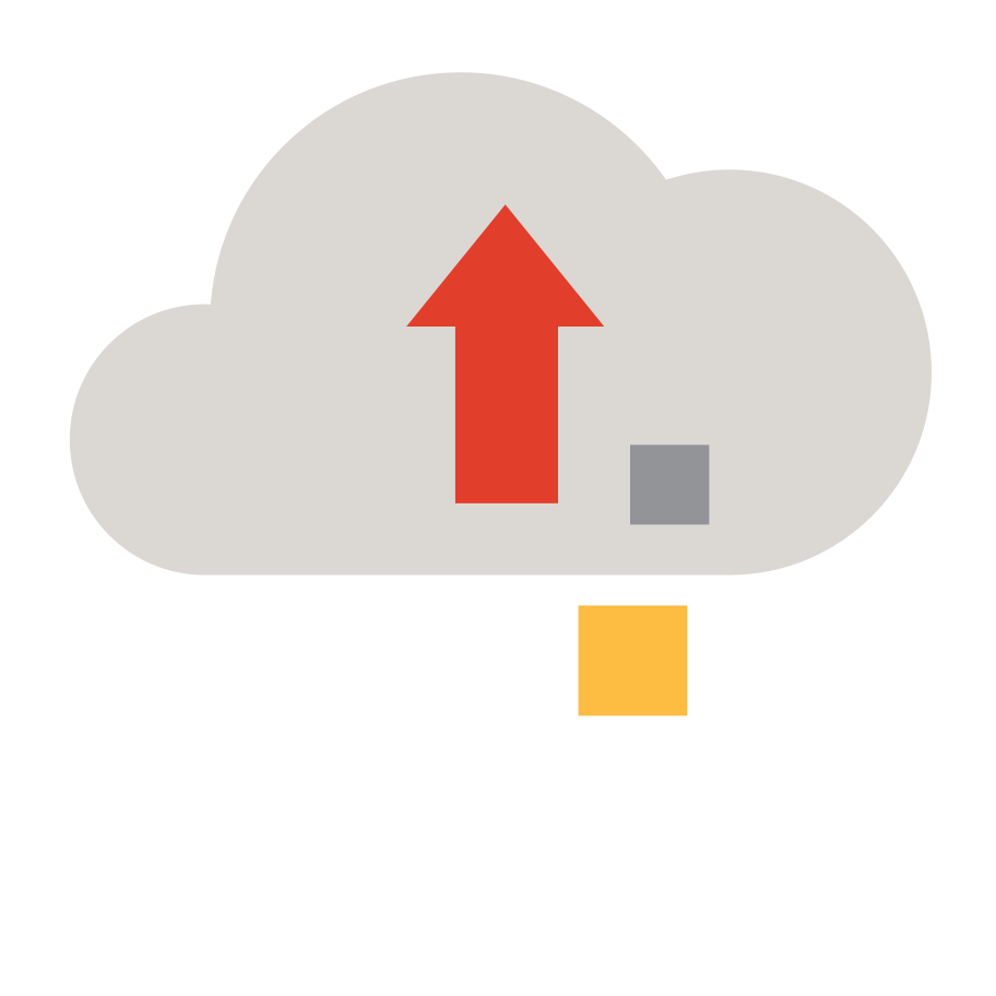 Loading data Clipart illustration in PNG, SVG