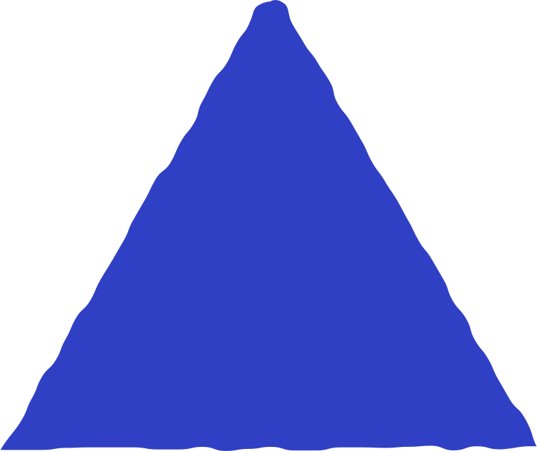 style triangle blue Vector images in PNG and SVG | Icons8 Illustrations