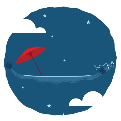 style Sail across the sky images in PNG and SVG | Icons8 Illustrations